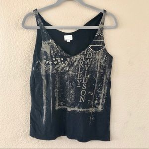 Urban Renewal vintage black tank
